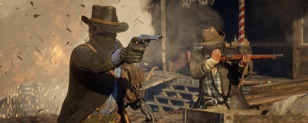 Imagem de: Red Dead Redemption 2 para PC tem especificações reveladas