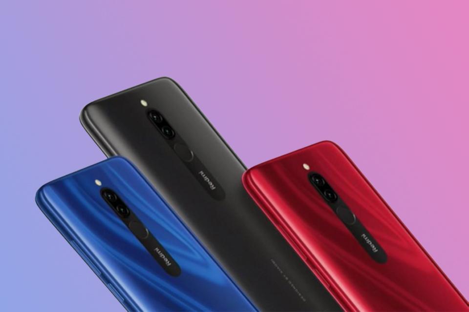 Xiaomi Redmi 8 é anunciado com 5.000 mAh e câmera dupla