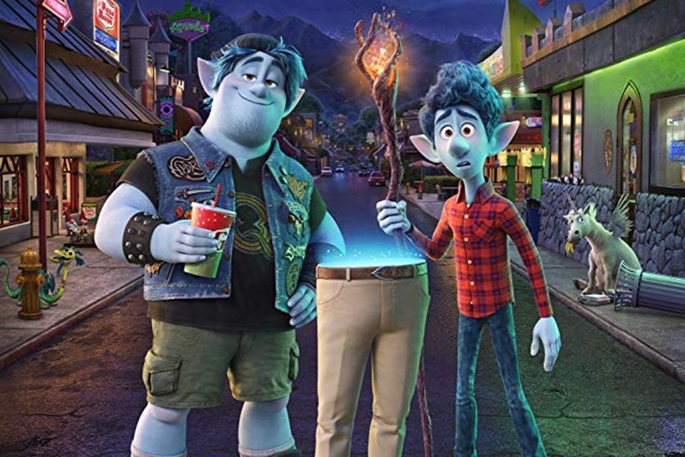 Dois Irmãos: trailer dublado da nova animação da Pixar