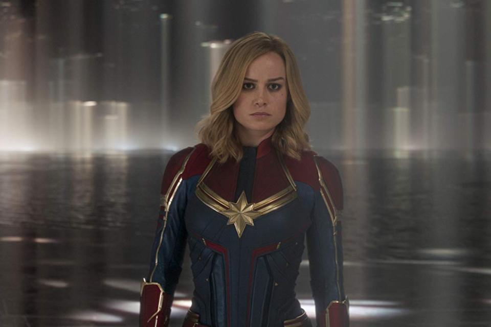 Força-V: Brie Larson quer um filme com o time feminino da Marvel