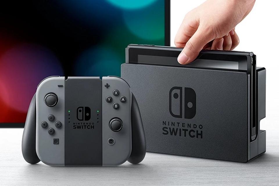 Nintendo Switch chega a 10 milhões de unidades vendidas na Europa