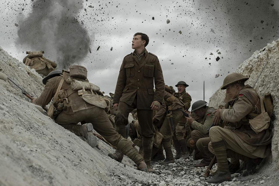 1917: Sam Mendes explica como foi dirigir um filme 'sem cortes'