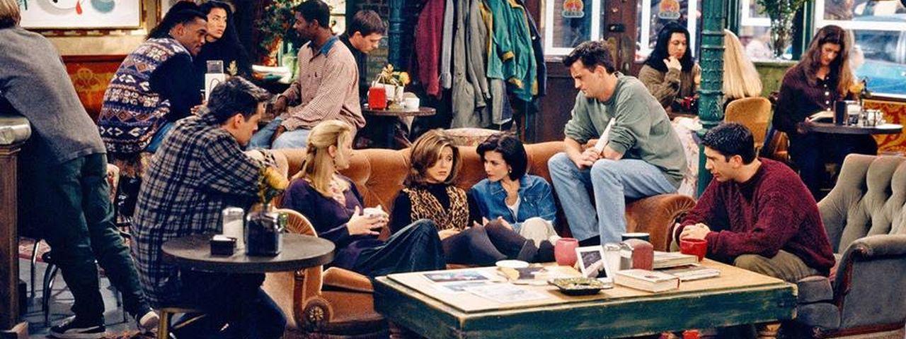 12 episódios de Friends serão exibidos nos cinemas brasileiros ...