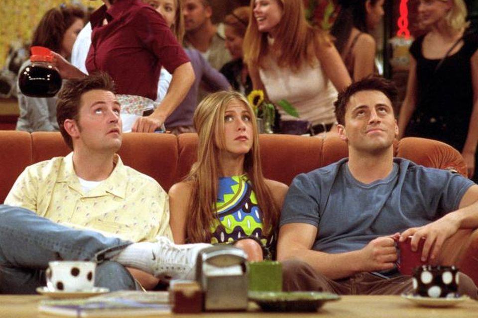 12 episódios de Friends serão exibidos nos cinemas brasileiros