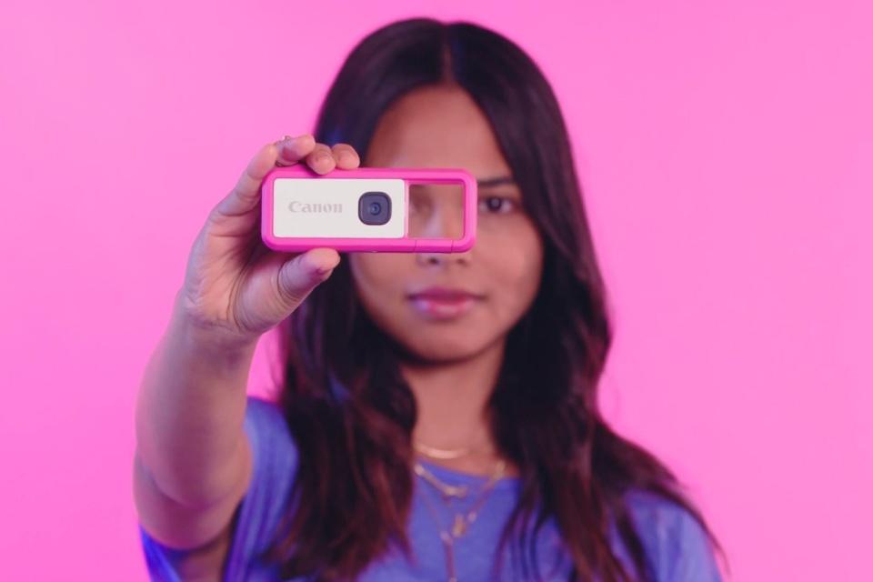 Canon vai lançar a mini câmera IVY REC por US$ 130