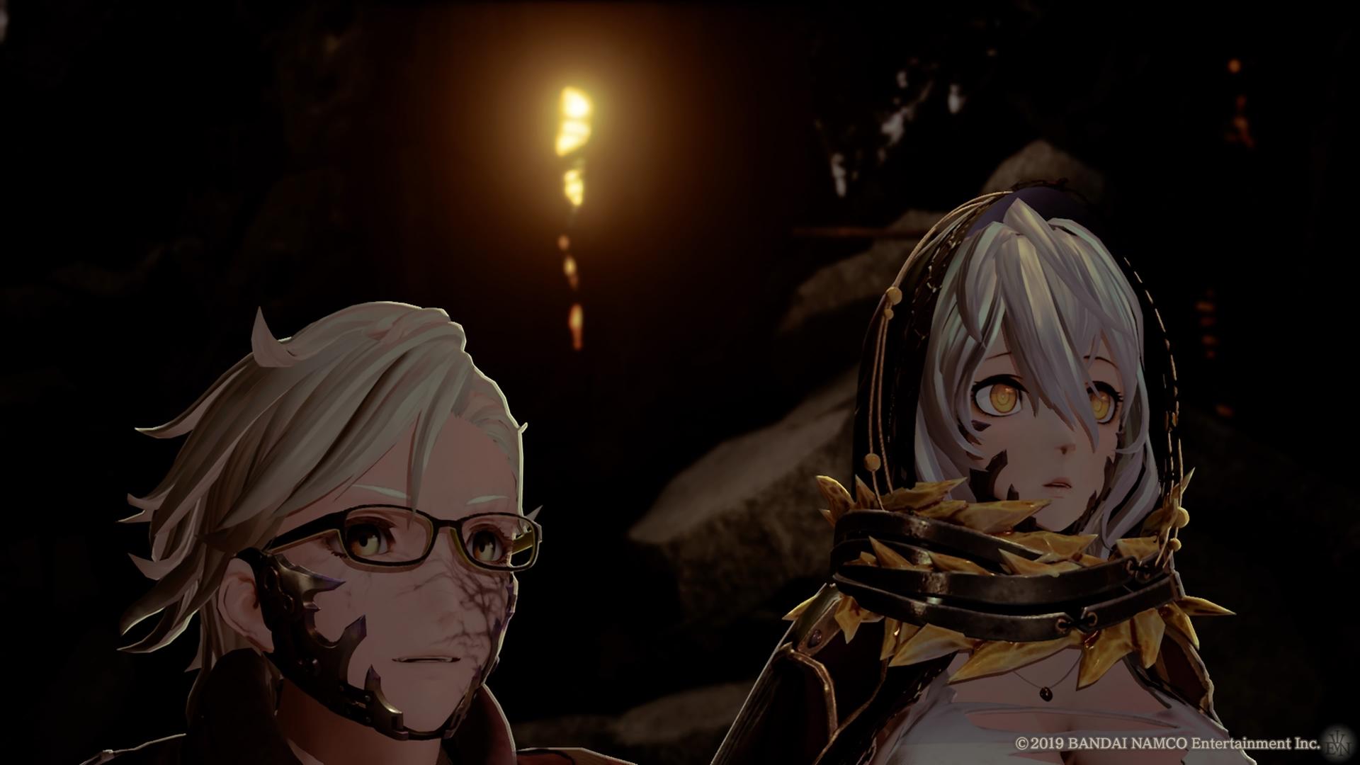 Codei Vein é mais do que um Dark Souls de anime e surpreende bastante