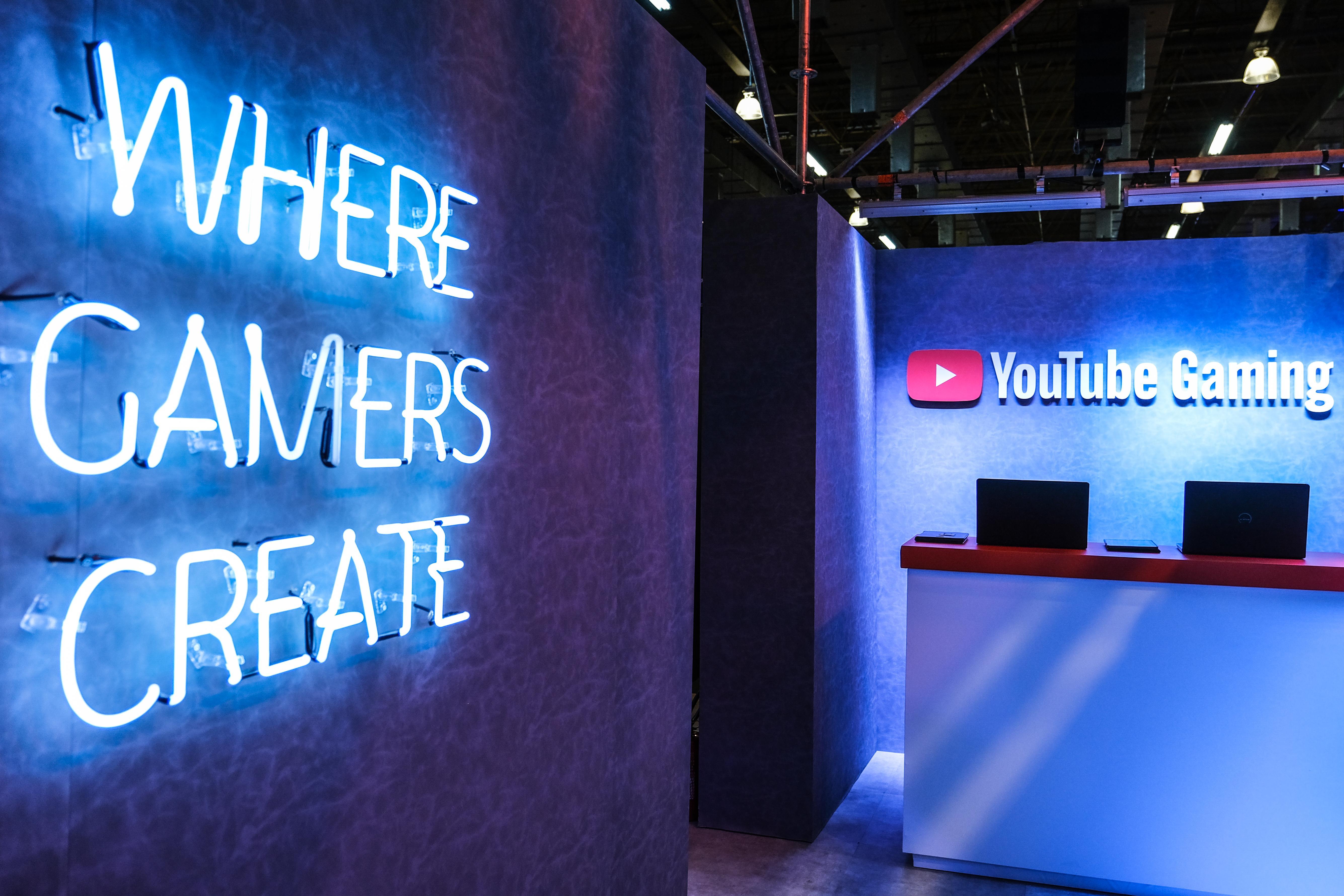 BGS 19: YouTube Gaming está mais consolidado do que você imagina