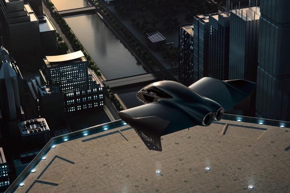 Porsche e Boeing se unem para criar carro voador