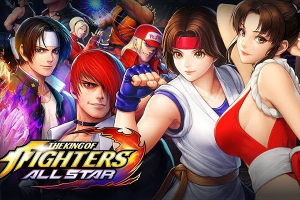 The King of Fighters All-Stars chegará ao Android neste mês