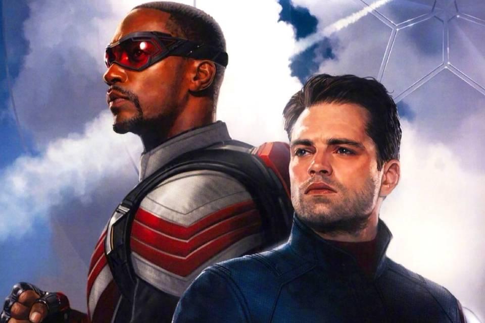 Capitão América 4 pode estar em produção com Anthony Mackie