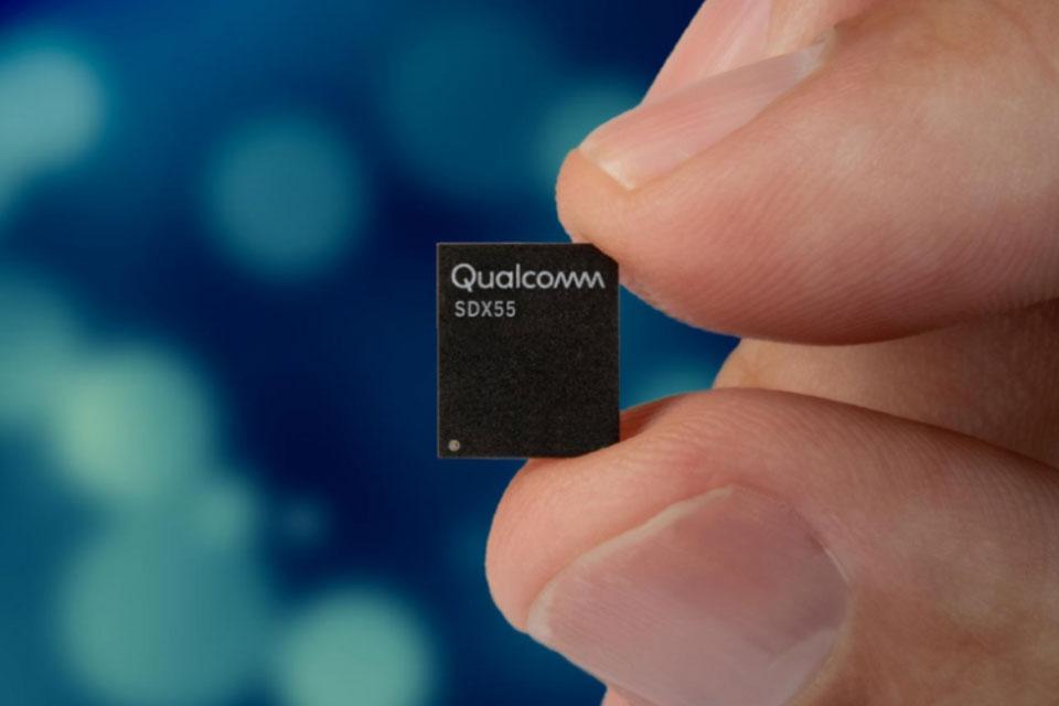 Modem 5G Snapdragon X55 já foi adotado por mais de 30 fabricantes