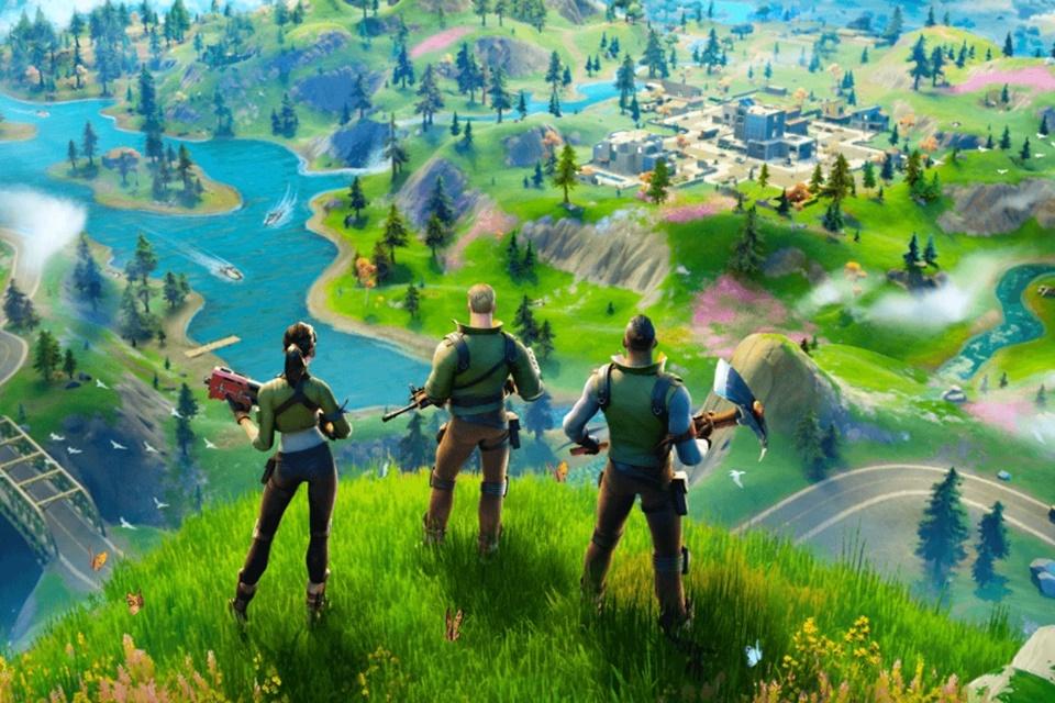 Fortnite voltou! Confira as novidades do Capítulo 2 do game