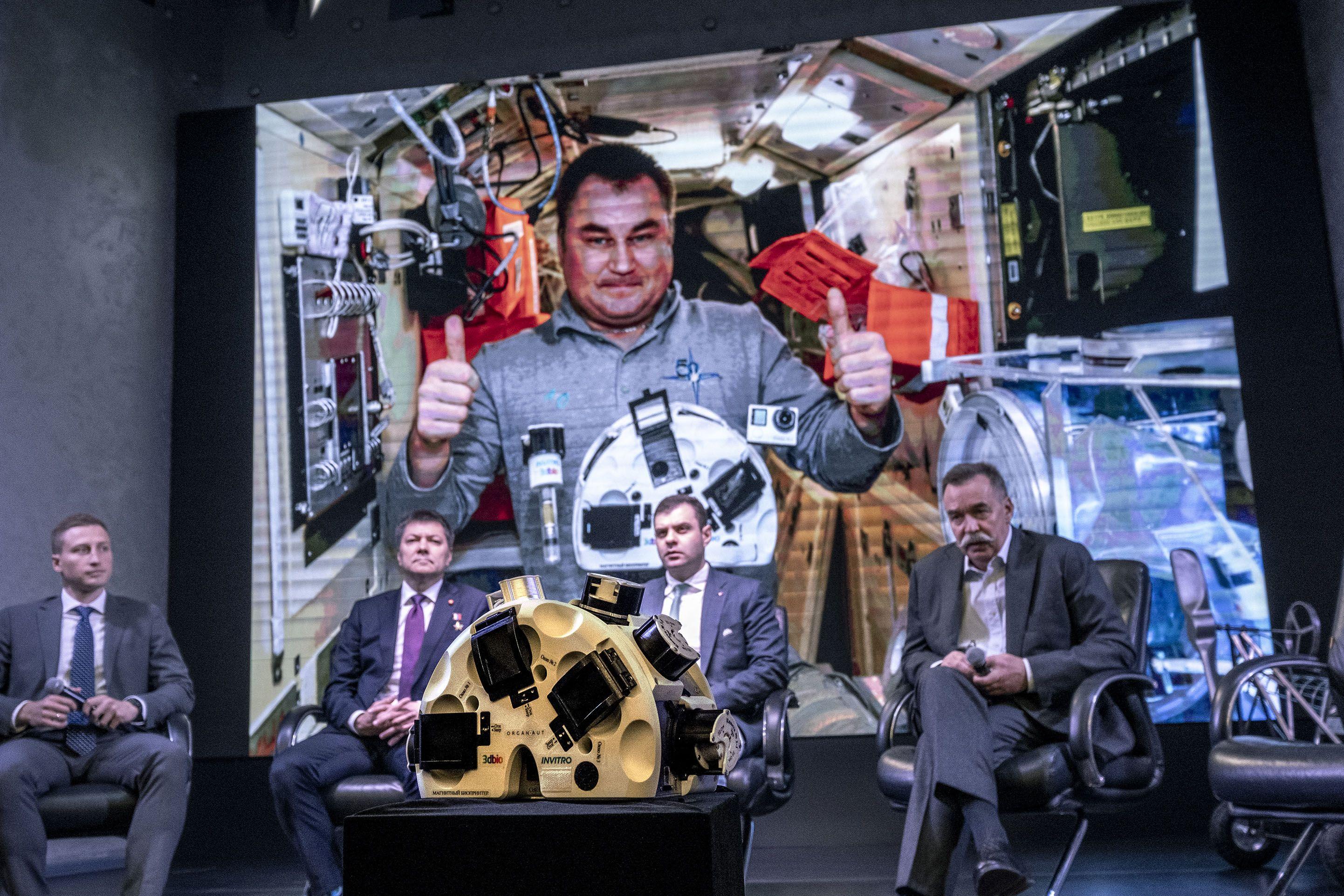 Bioimpressão 3D já consegue criar carne artificial no espaço
