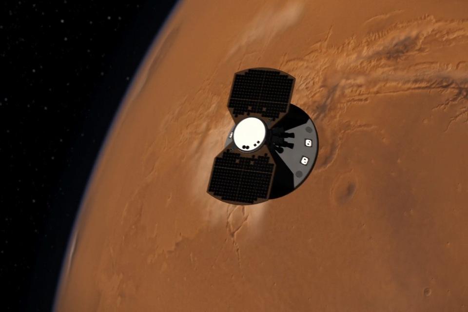 Satélites da Virgin Orbit poderão estar em Marte a partir de 2022