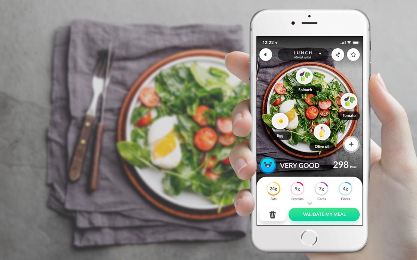 Foodvisor: aplicativo controla automaticamente o que você come