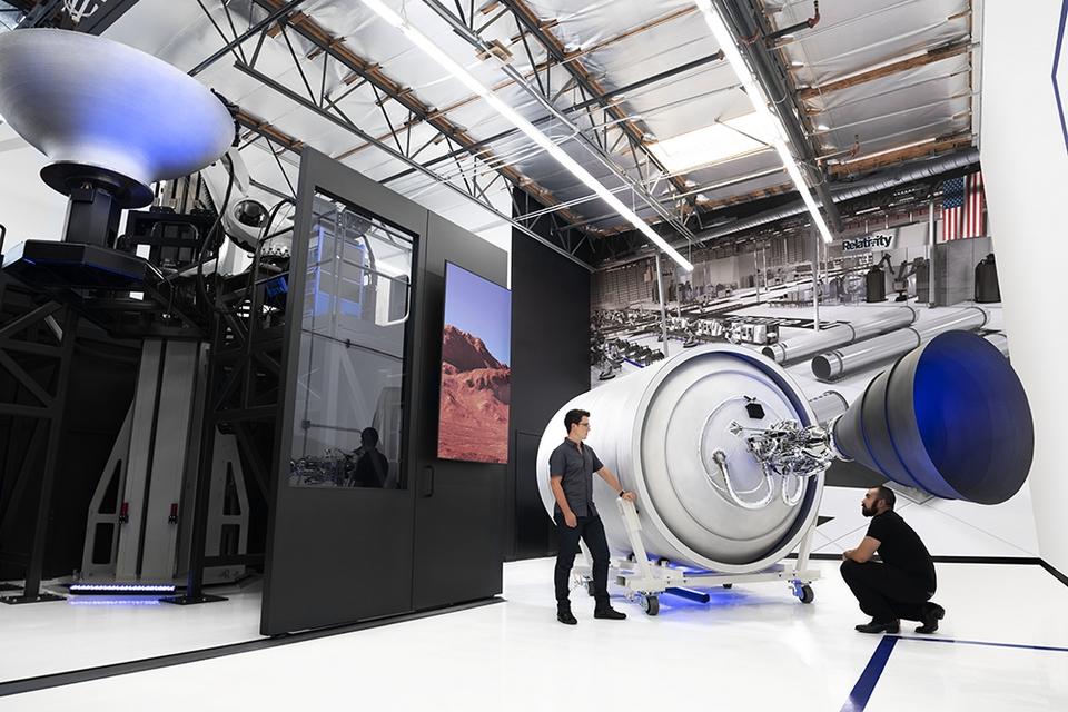 Impressoras 3D e IA: o futuro da construção de foguetes em Marte
