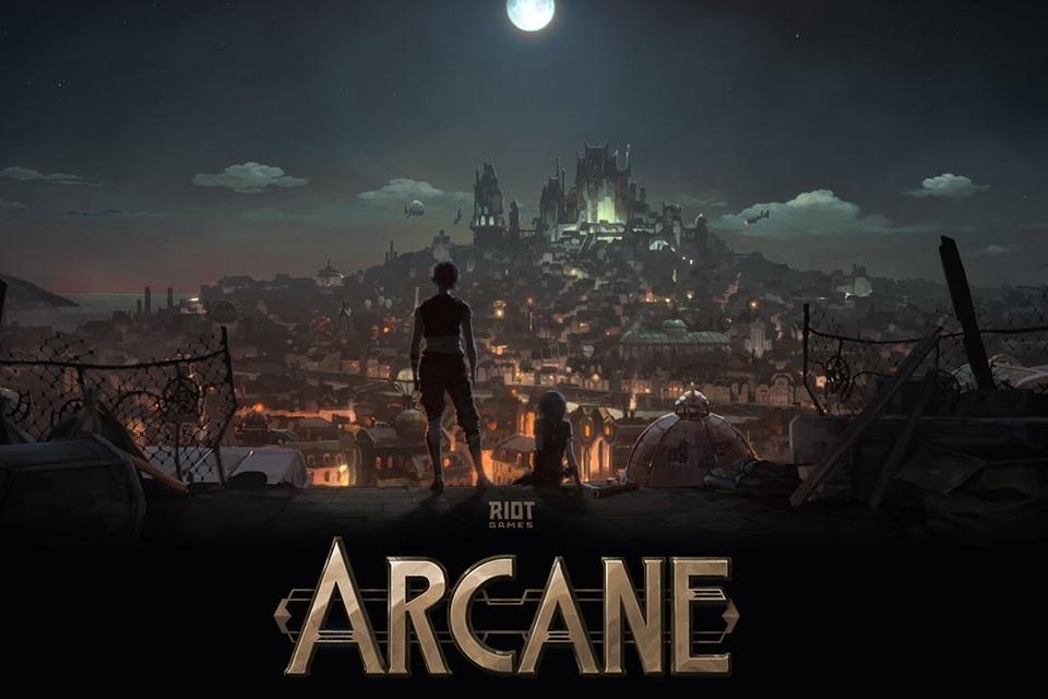 League of Legends ganhará série de animação chamada Arcane