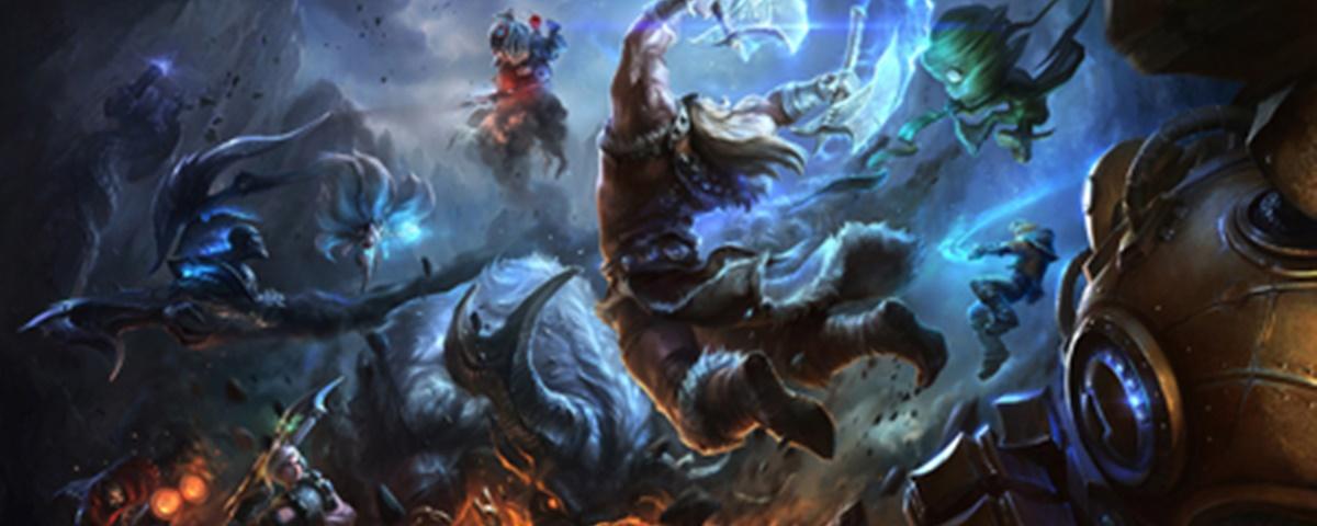 League of Legends vai ganhar versão para celulares