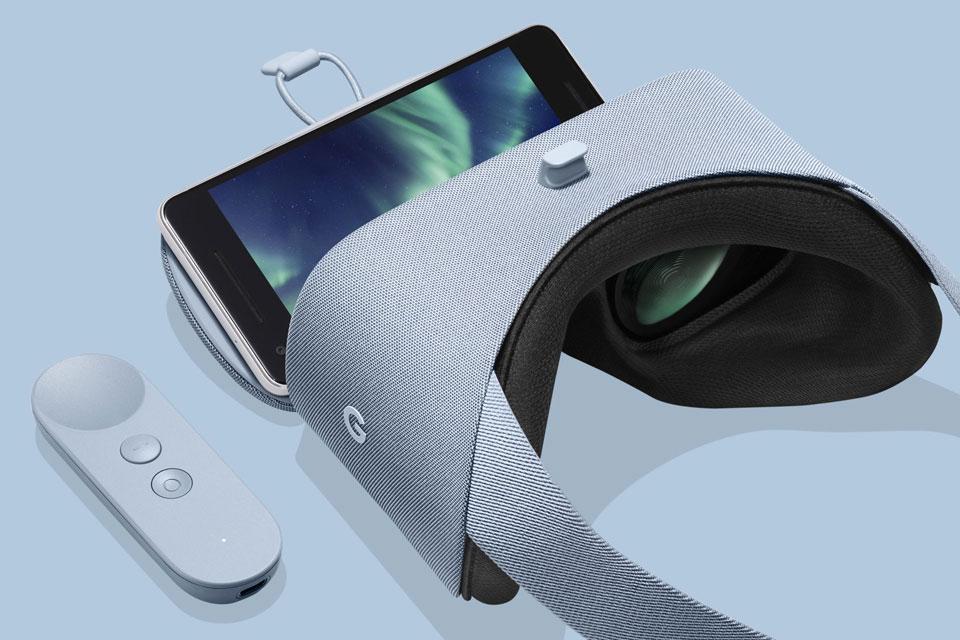 Headset de realidade virtual DayDream VR é descontinuado pela Google