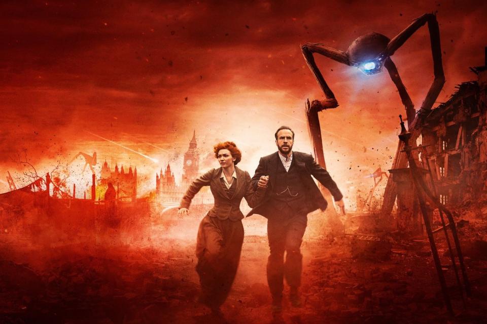 A Guerra dos Mundos: trailer da minissérie tem ataque em Londres