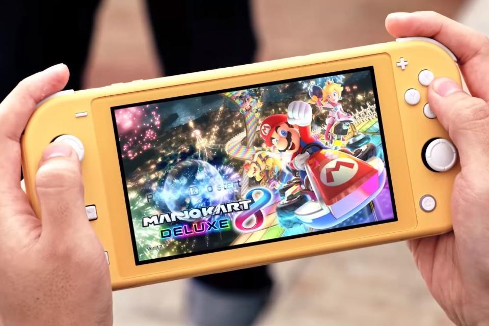 Nintendo Switch é o console mais vendido nos EUA pelo 10º mês seguido