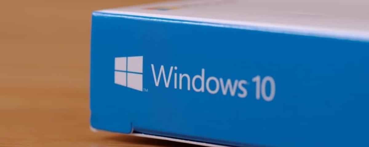 Imagem de: Atualização do Windows 10 está causando tela azul e erro de boot