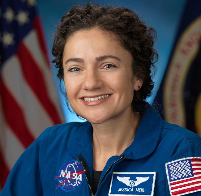astronauta Jessica Meir