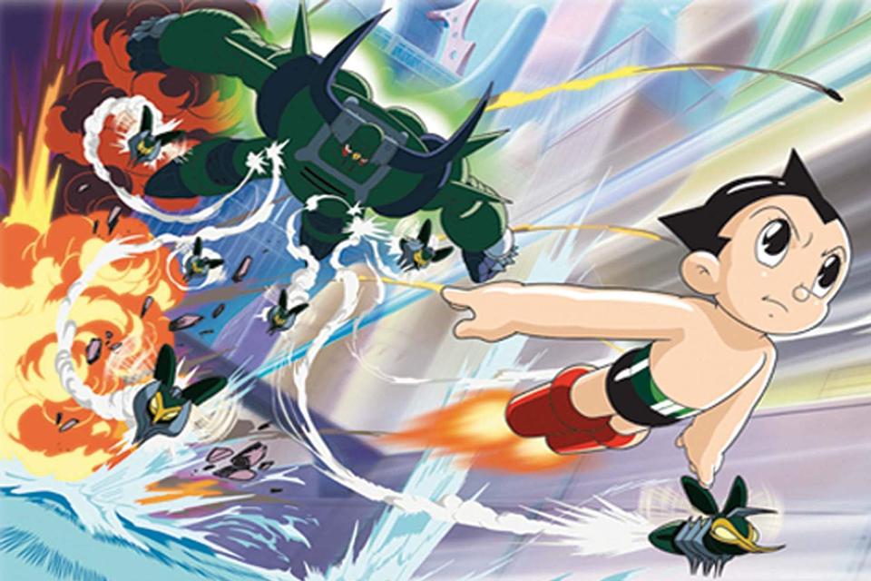 Inteligência artificial fará novo mangá de Osamu Tezuka, autor de Astro Boy