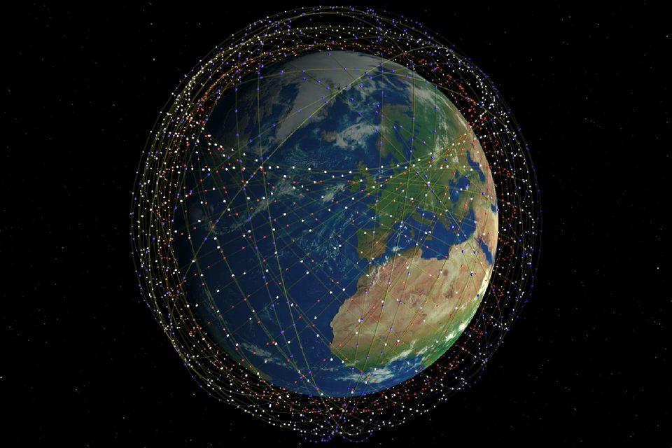 SpaceX quer aprovação para lançar mais 30 mil satélites