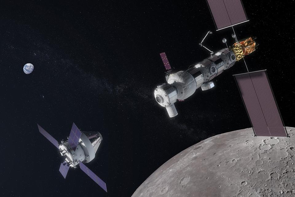 Japão ajudará a NASA a construir estação espacial perto da Lua