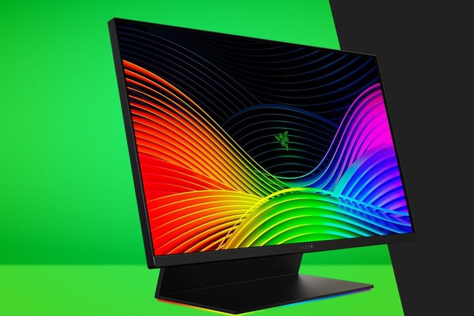 Razer começa vendas do monitor Raptor e anuncia novo mouse gamer