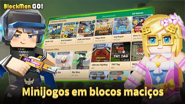 Blockman Go: Blocky Mods - Imagem 1 do software
