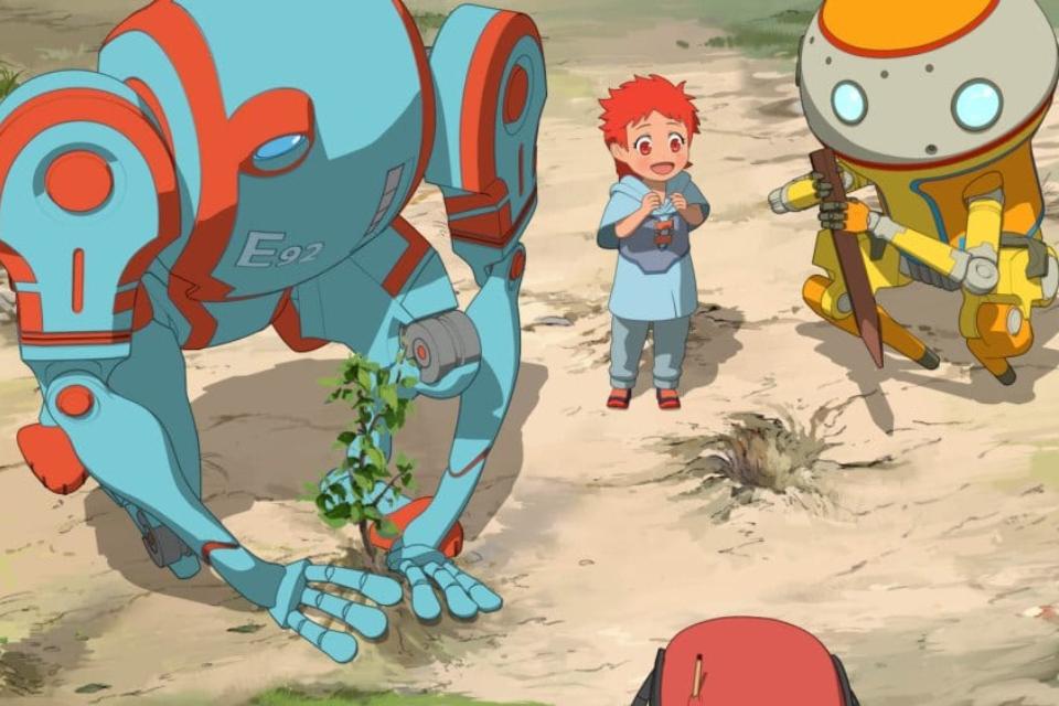 Eden: novo anime da Netflix ganha primeiro teaser