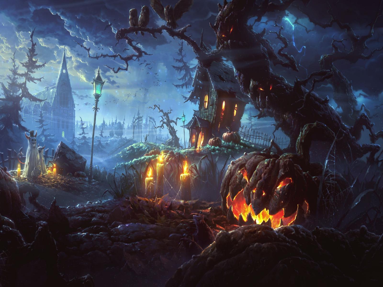 Haloween Theme - Imagem 1 do software
