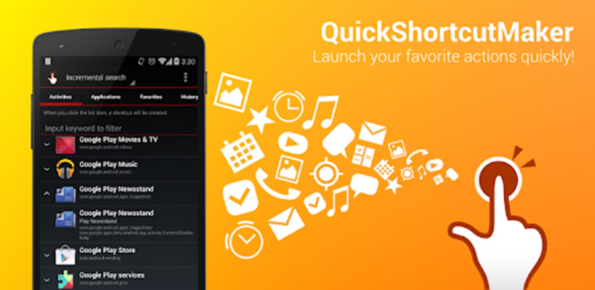 QuickShortcutMaker - Imagem 1 do software