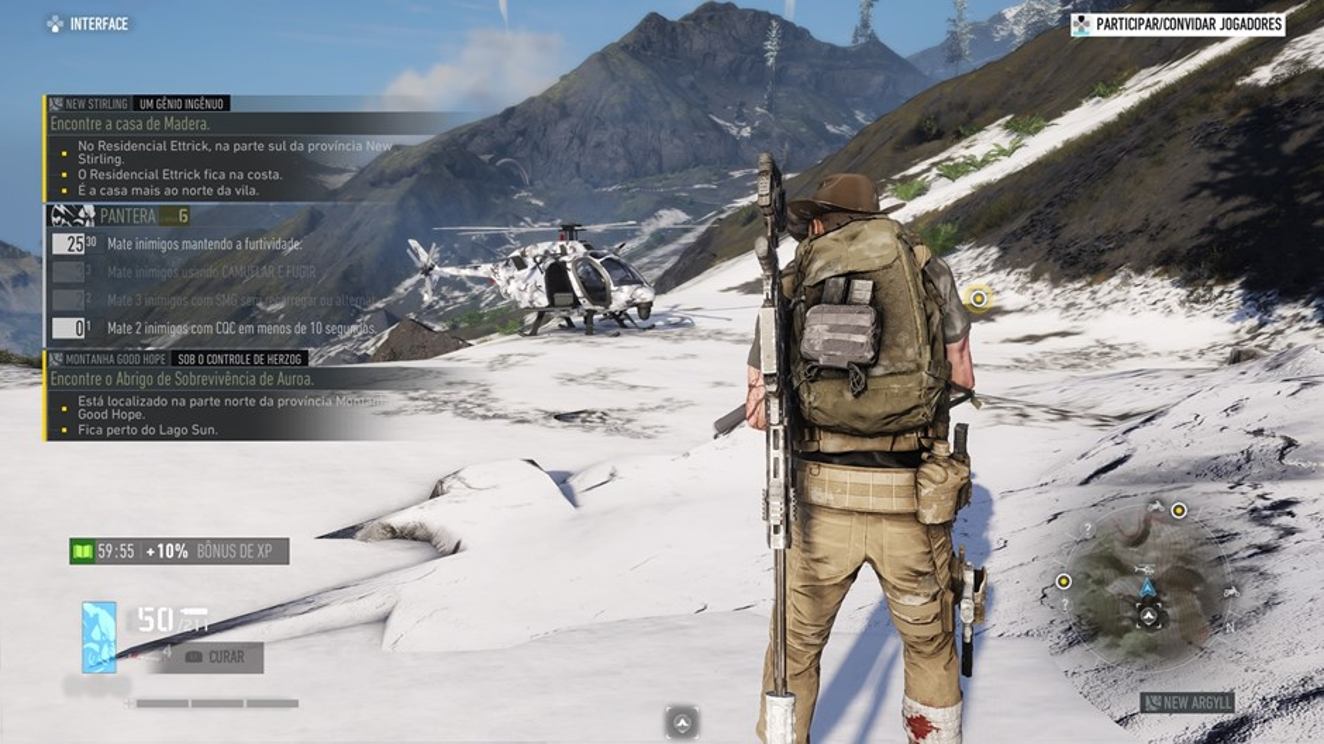 Ghost Recon: Breakpoint não é péssimo, mas parece incompleto e corrido