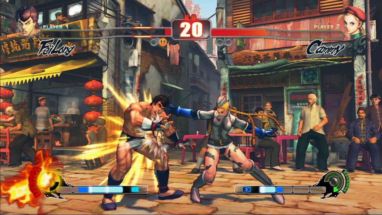Yoshinori Ono conta que Street Fighter 4 era para ser um jogo de turnos