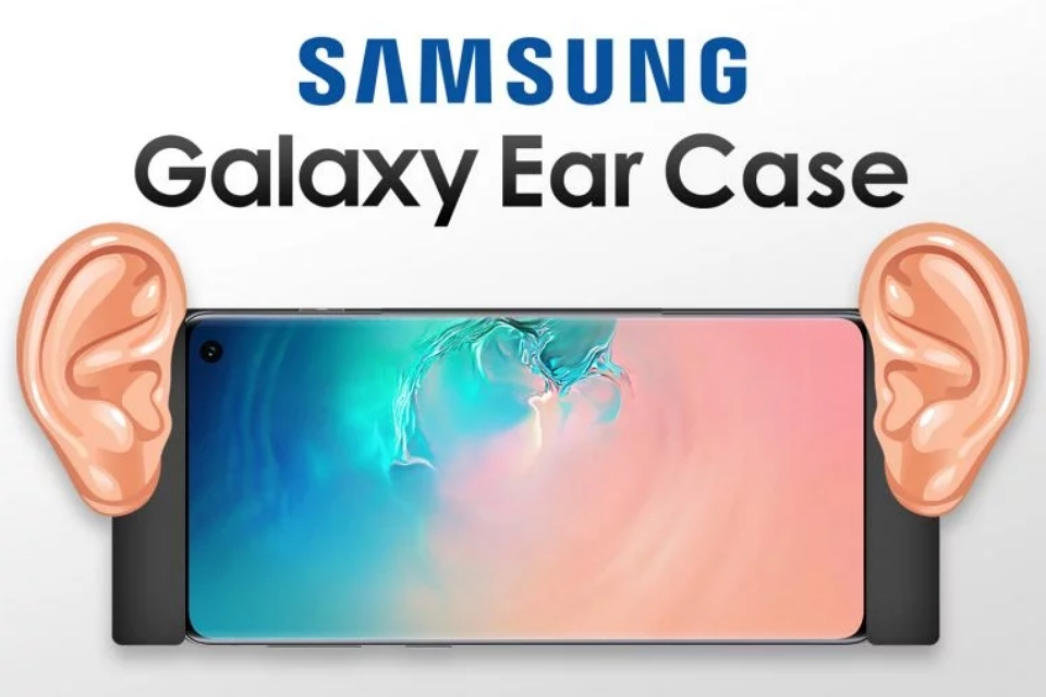 Samsung é toda ouvidos com essa patente registrada