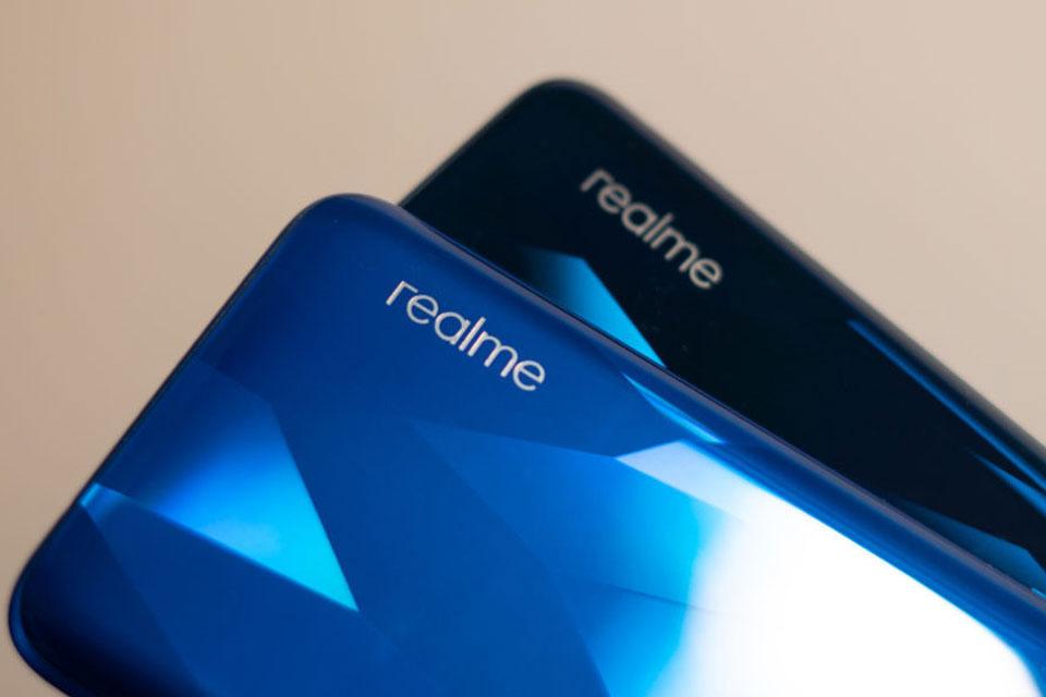 Realme cresce 808% e vira 7ª maior empresa de celulares do mundo
