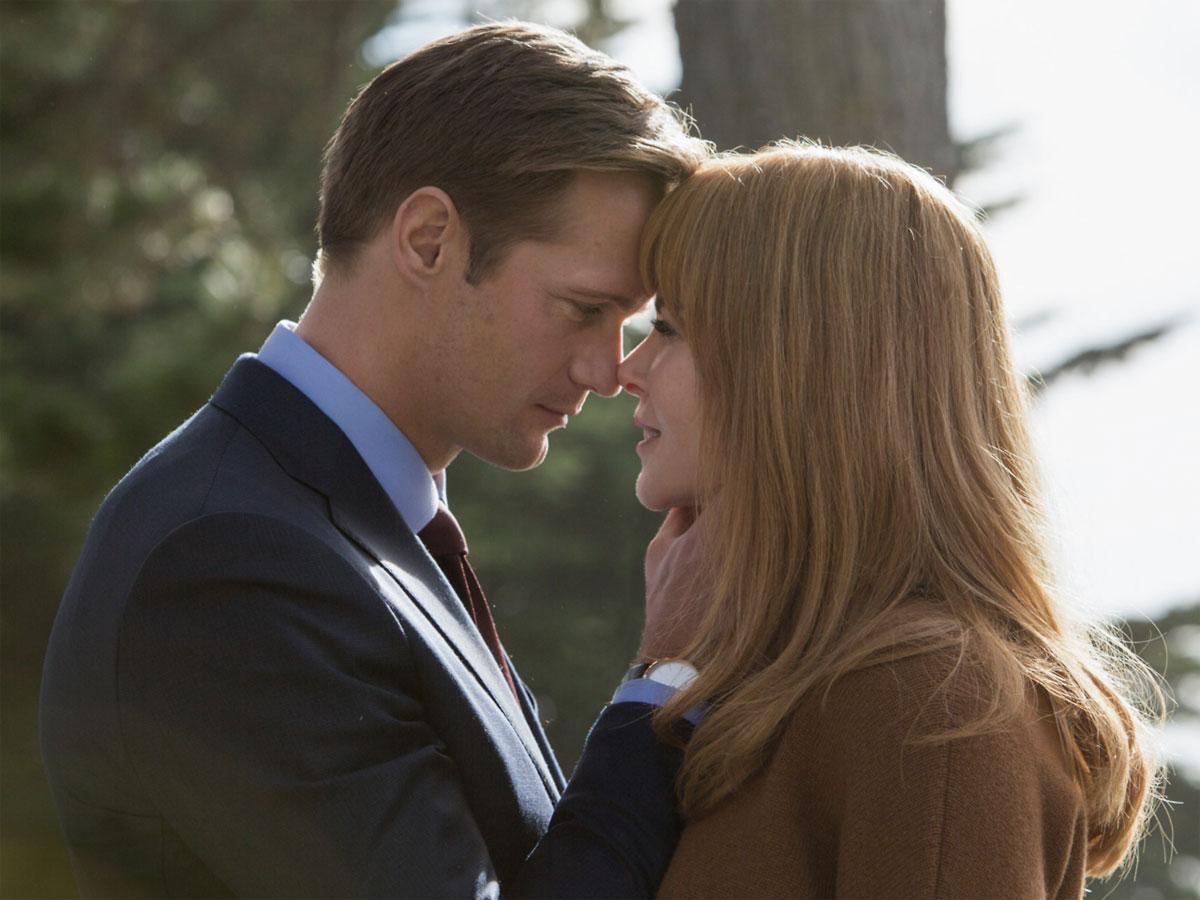 Nicole Kidman e Alexander Skarsgard, estrelas de Big Little Lies, podem se reunir em filme