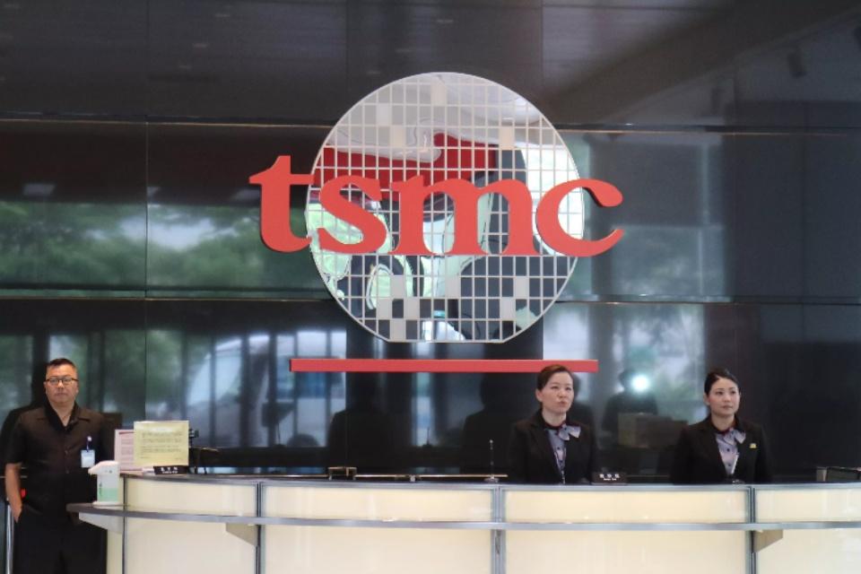 TSMC atinge 50% da produção de risco dos chips de 5 nanômetros