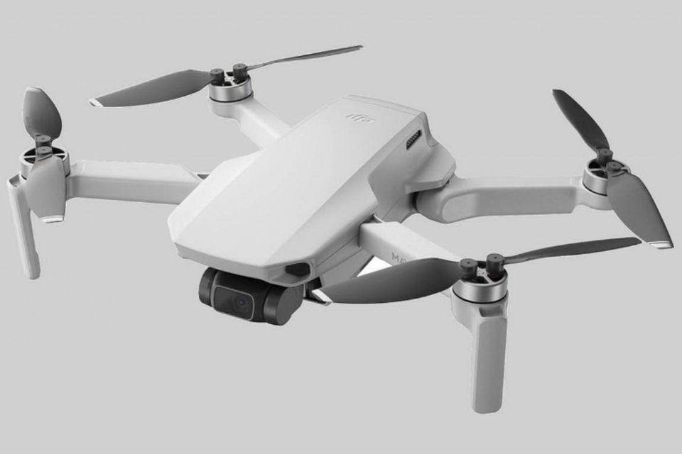 Novo vazamento mostra fotos e especificações do drone Mavic Mini