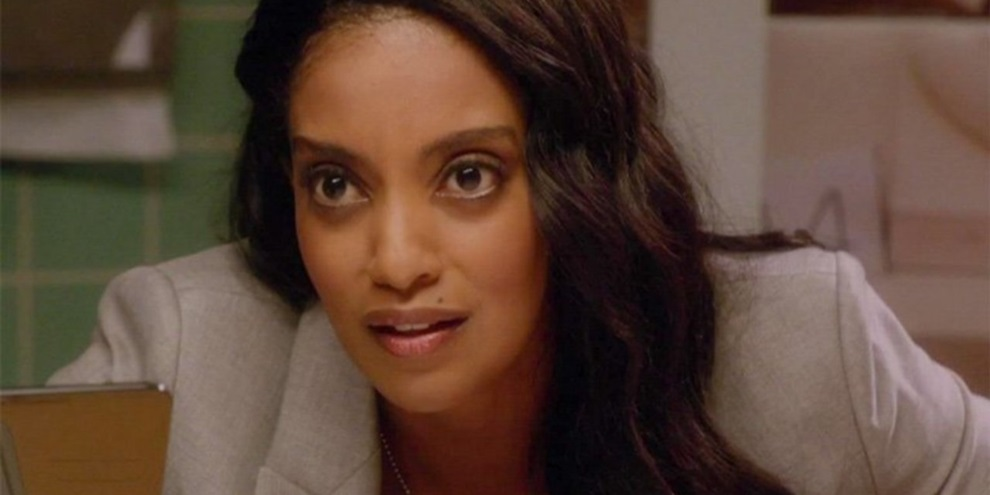 Azie Tesfai como Kelly em Supergirl. (Fonte: Comic Book/Reprodução)