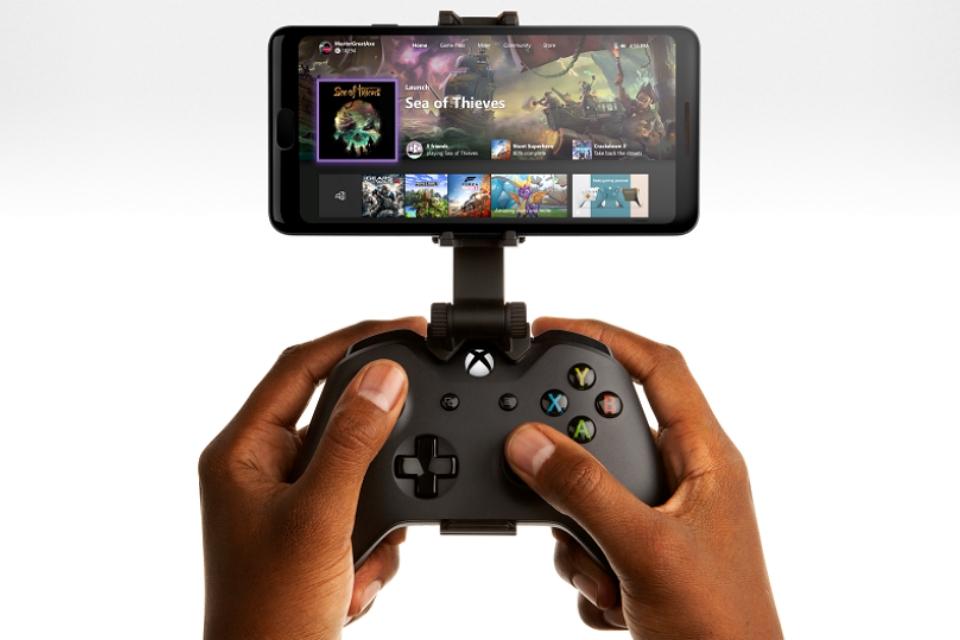 Microsoft começa a testar streaming do Xbox para celulares Android