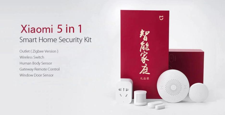 kit de segurança