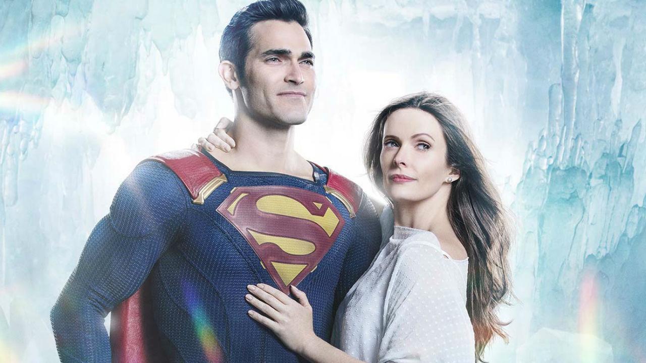 Série de Superman & Lois está em desenvolvimento na CW