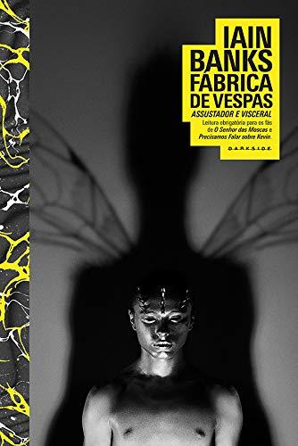 capa do livro fábrica de vespas