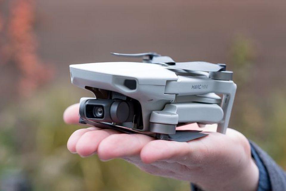 DJI lança Mavic Mini, drone dobrável e que pesa apenas 249 gramas