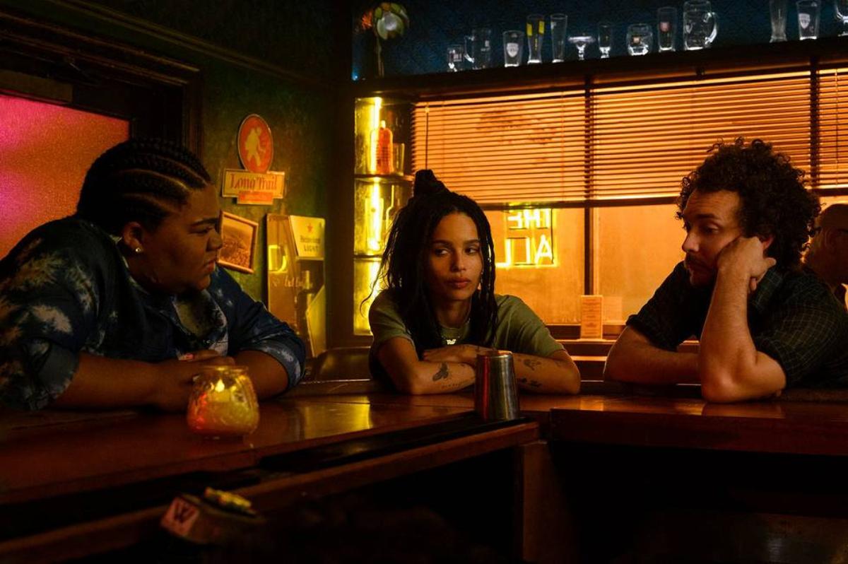 Alta Fidelidade: Zoe Kravitz está nas primeiras imagens da série