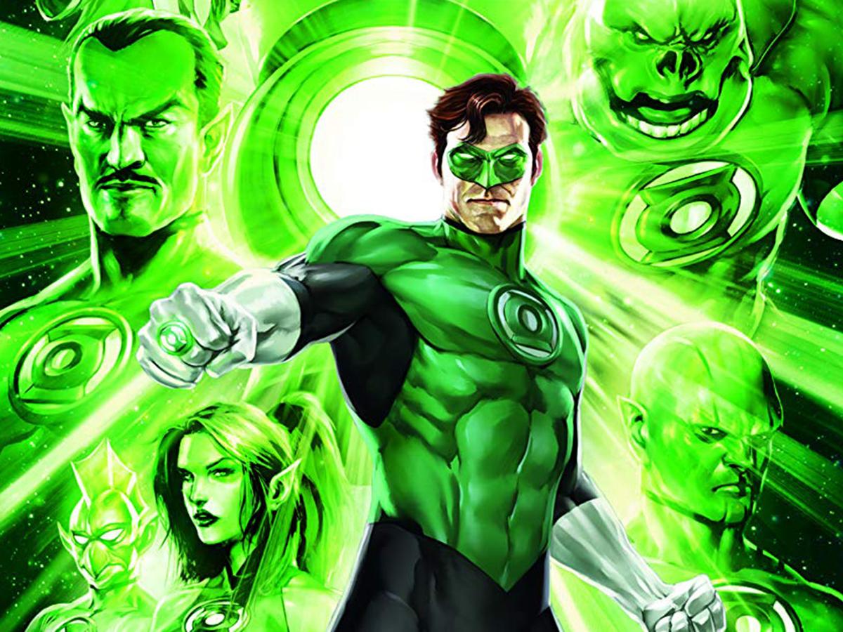 Lanterna Verde ganhará série no HBO Max
